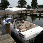 Center Console boat auction Norfolk