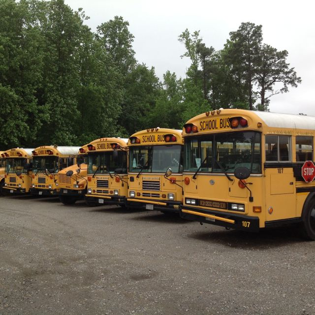 Suffolk Public Schools Bus/Van Auction