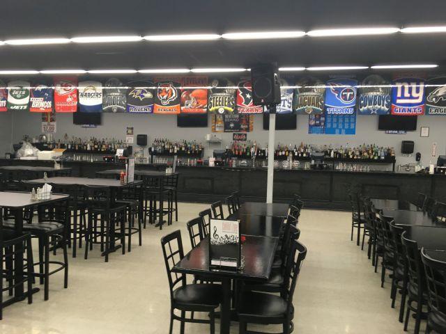 Comfort Zone Restaurant Sports Bar Lounge Auction757